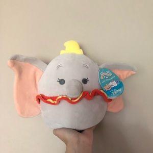 """NWT 7"""" Dumbo the Elephant Disney Squishmallow"""